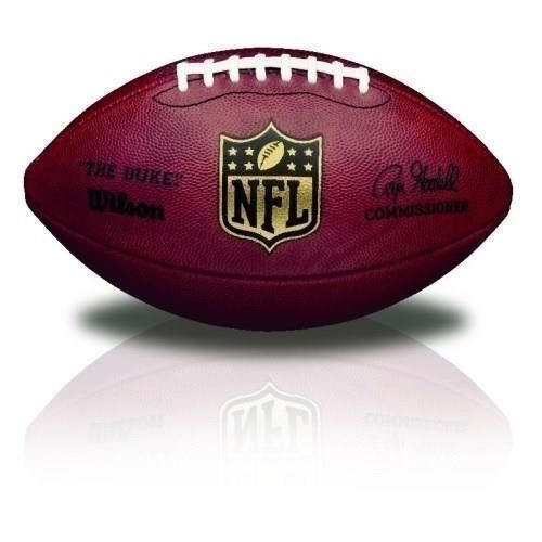 NFL Game Ball The Duke