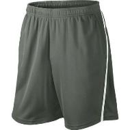 "Short Nike POWER 9"" gri"