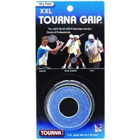 Overgrip Tourna Blue, XXL, 3 bucati