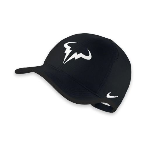 Sapca NIKE RAFA FEATHER LIGHT, neagra