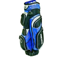 GEANTA GOLF JS EXECUTIVE BLK-BLUE