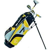 Set golf copii LONGRIDGE CHALLENGER, 4+ ani