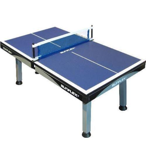 masa ping pong sunflex dimensiune mini etenis. Black Bedroom Furniture Sets. Home Design Ideas