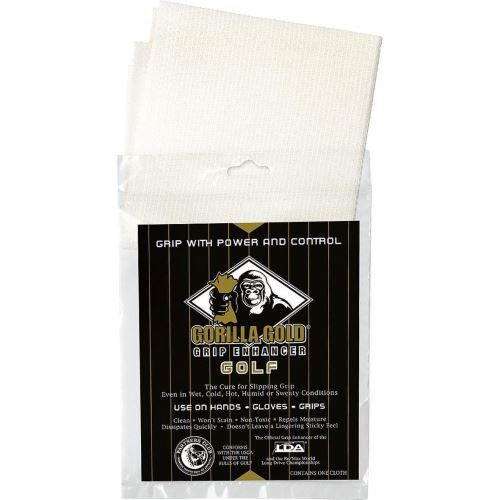 GRIP GOLF GORILLA GOLD