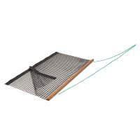 Plasa nivelator WOODEN DRAG NET