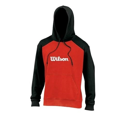 HOODED SWEATER BLK 11