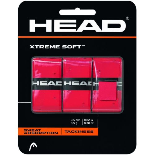 OVERGRIP HEAD XTREME SOFT - RD