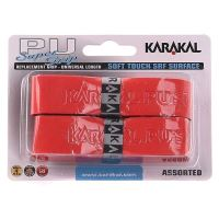 Grip Karakal PU Super Grip - 2 bucati assorted