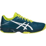 Pantofi tenis Asics Gel-Solution Speed 3 Clay, verde oliv/lime, 41.5