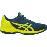 Pantofi tenis Asics Gel-Court Speed Clay, verde oliv/lime, 41.5