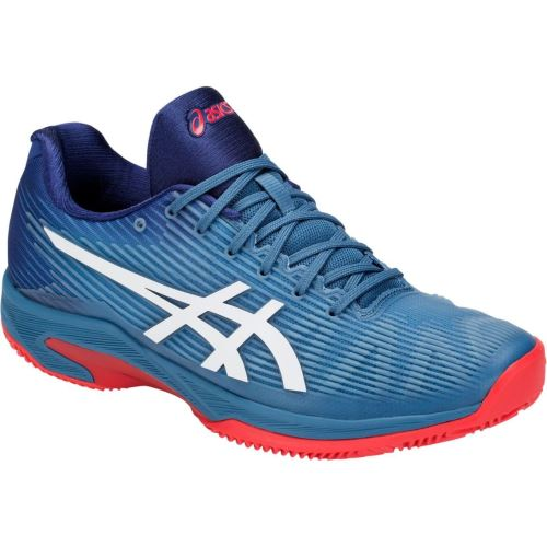 Pantofi tenis Asics Gel-Solution Speed FF Clay, azur/alb, 42