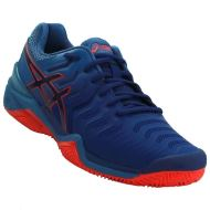 Pantofi tenis Asics Gel-Solution 7 Clay, blue print, 43.5