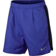 Short Nike DRY RIB 7 IN, Mov,negru/ S